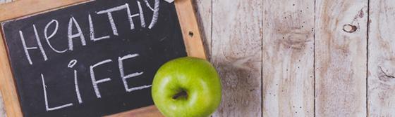 healthy life green apple nutrizionista bari